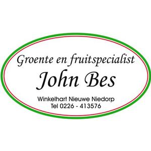 Groente En Fruitspecialist John Bes