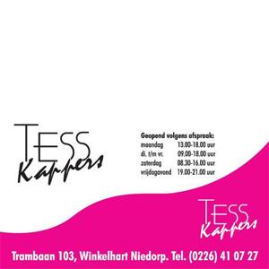 Kapsalon Tess